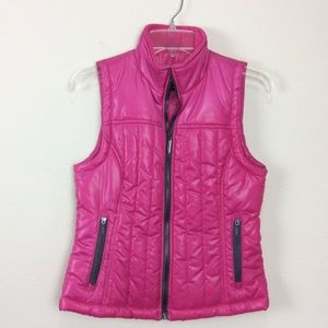 3 for $15 I Dollhouse Hot Pink puffer vest